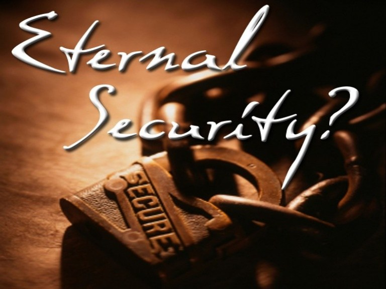 12 Arguments for Eternal Security