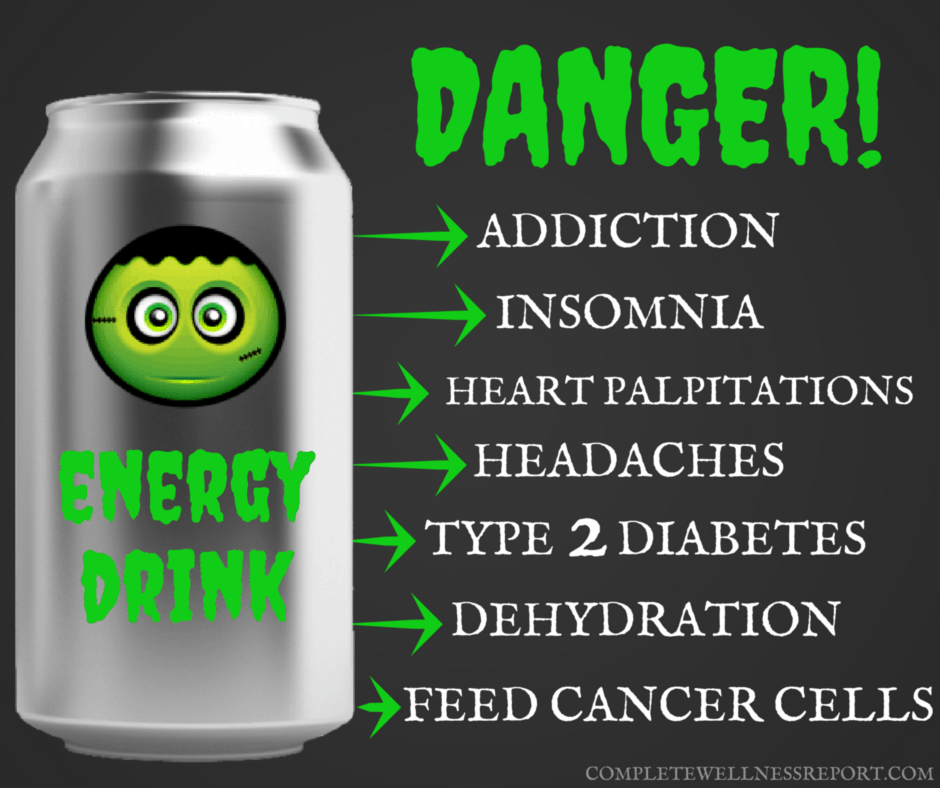 Energy Drink- Poison in Disguise
